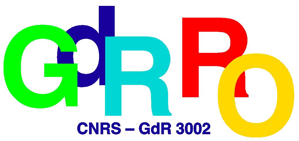 GDR Recherche Opérationnelle